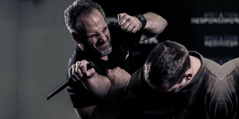 Self-defense training programs
